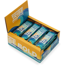TRIBE Vegan Energy Bar Box 16 x 42g / MHD Aug 20 Kakao/Mandel